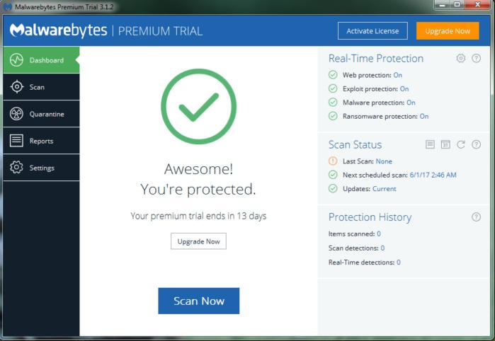 GridinSoft Anti-Malware Crack Key Features 2021