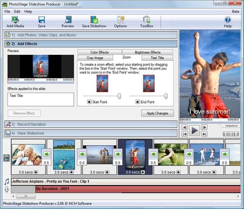 Photostage Slideshow Full Version