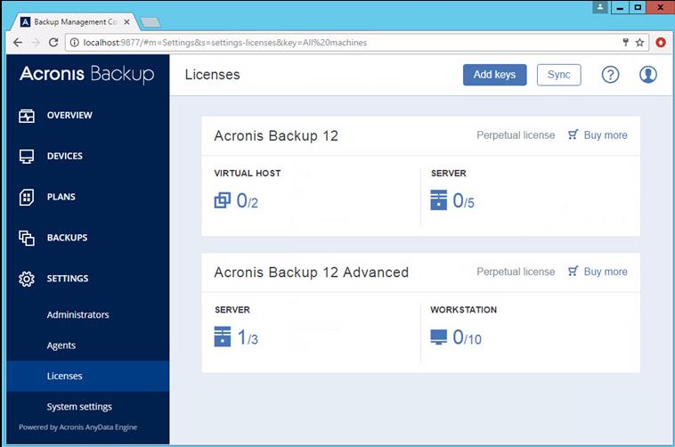 Acronis Backup Advanced 12.5.8850 Crack + Activation Key 2021