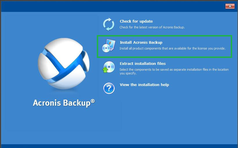 Acronis Backup Advanced 12.5.8850 PC Crack + Serial Key Free Download