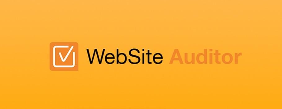 WebSite Auditor Crack