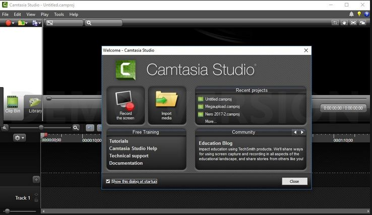 Camtasia Studio 2021 Crack with Activation Key Free Download