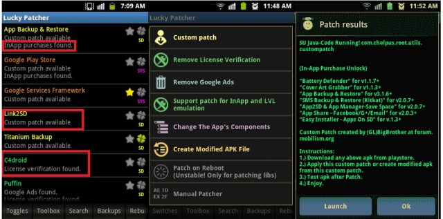 Lucky Patcher 7.1.3 Crack APK Activation Key Free Download