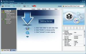 Any Video Converter Crack one of the Video Converting Application
