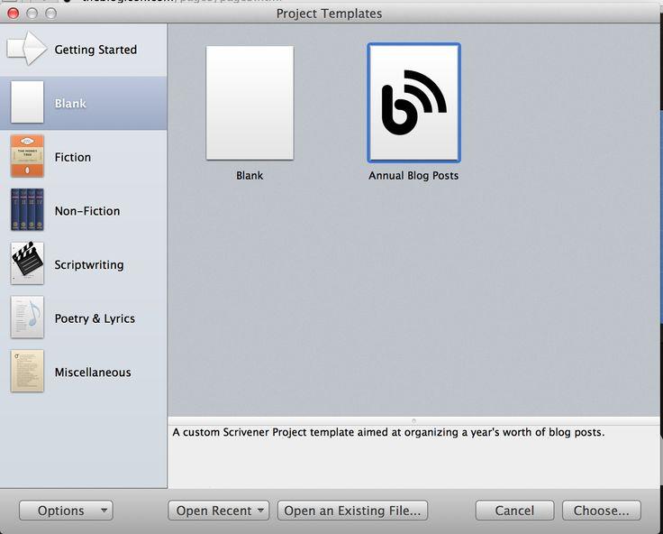 Scrivener Templates 3.1 Crack + Lifetime Activation Key Free Download