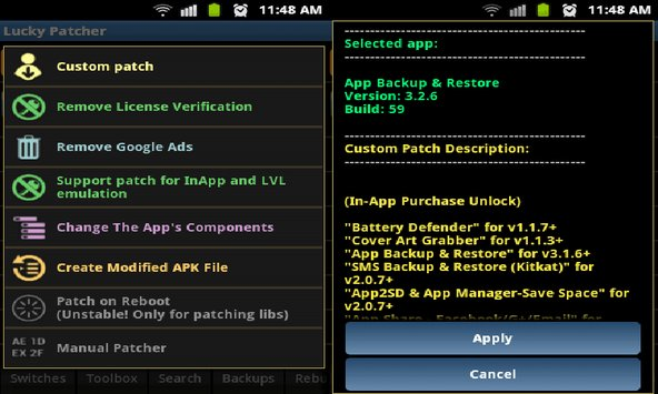 Lucky Patcher APK 7.3.0 Crack + Serial Key Free Download