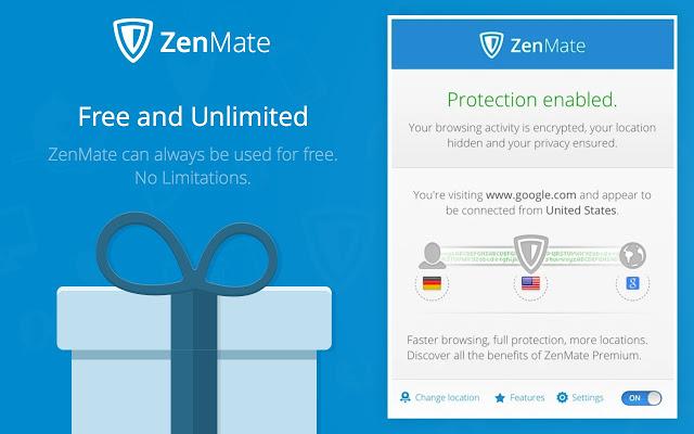 Zenmate 5.10.5 2018 Full Version Crack + Keygen Key Free Download