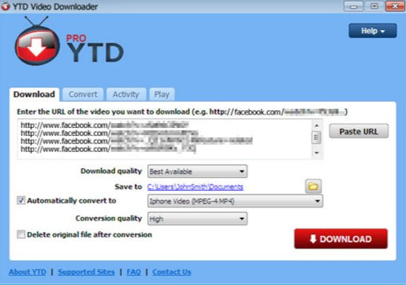 YTD Video Downloader Pro 5.9.8.2 Crack + Keygen Key Free Download