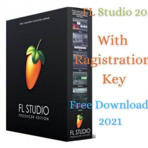 Fl Studio 20 Crack Free Download With Ragistration Code 2021