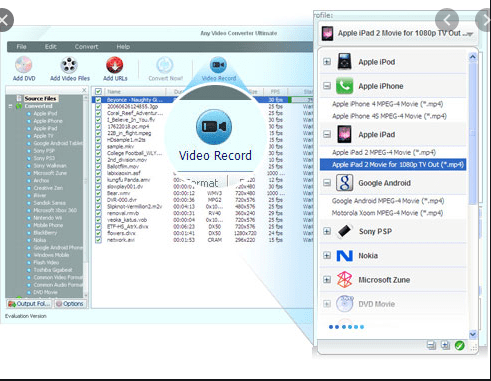 Any Video Converter Ultimate 7.1.1 Crack With Full Version [2021]